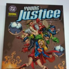 Cómics: YOUNG JUSTICE LOS ANGELES DEL INFIERNO. Lote 42376877