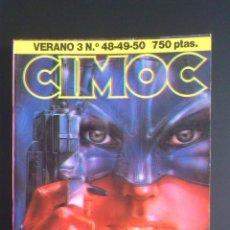 Cómics: LOTE 229 - COMIC NORMA CIMOC VERANO 3 - 48-49-50. Lote 42447620