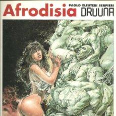Cómics - DRUUNA AFRODISIA EDITORIAL NORMA PAOLO ELEUTERI SARPIERI - 42493608