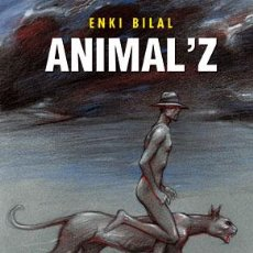 Cómics: CÓMICS. ANIMAL'Z - ENKI BILAL (CARTONÉ). Lote 42513070