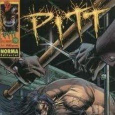 Cómics: PITT 1/2 DALE KEOWN (NORMA EDITORIAL). Lote 42536772