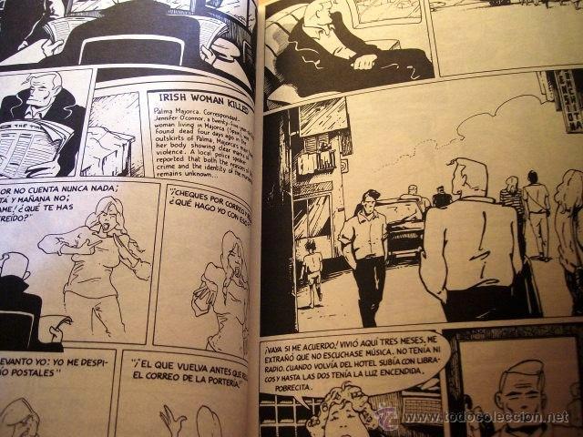 Cómics: CAIRO - SELECCION DE LAS MEJORES REVISTAS - TOMO I - ROCK CINE COMICS Y TRITON (1982-1983) - Foto 3 - 42609594