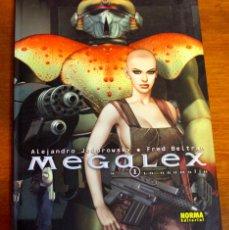 Cómics: MEGALEX Nº 1 LA ANOMALÍA. DE JODOROWSKY Y BELTRAN. Lote 42613931
