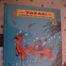 Cómics: YAKARI 9 DE NORMA EN CATALAN. Lote 42754766