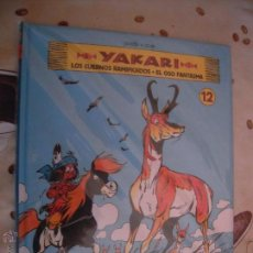 Cómics: YAKARI 12 DE NORMA . Lote 42754846