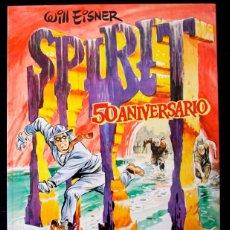 Cómics: SPIRIT 50 ANIVERSARIO. WILL EISNER – COLECCIÓN CIMOC EXTRA COLOR.. Lote 42757082