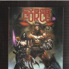 Cómics: CYBER FORCE 1. Lote 42831719