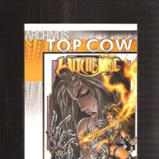 Cómics: ARCHIVOS TOP COW WITCHBLADE 1. Lote 42832710