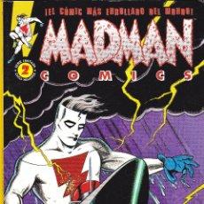 Cómics: MADMAN COMICS Nº 2 . Lote 42872978