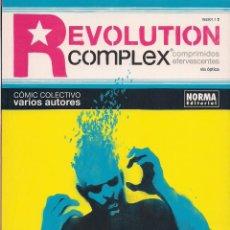 Cómics: REVOLUTION COMPLEX. CÓMIC COLECTIVO. (NORMA ED., 2011) . Lote 43011611