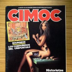 Cómics: CIMOC Nº 91. Lote 43117197
