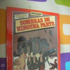 Cómics: CIMOC EXTRA COLOR 8 SOMBRAS DE NINGUNA PARTE. Lote 43174690