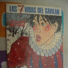 Cómics: CIMOC EXTRA COLOR 54 LAS 7 VIDAS DEL GAVILAN . Lote 43176615