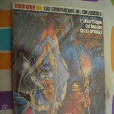Cómics: CIMOC EXTRA COLOR 60 LOS COMPAÑEROS DEL CREPUSCULO 1 EL SORTILEGIO DEL BOSQUE DE LAS BRUMAS. Lote 43176782