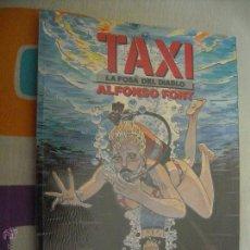 Cómics: CIMOC EXTRA COLOR 78 TAXI LA FOSA DEL DIABLO. Lote 43177103