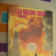 Cómics: CIMOC EXTRA COLOR 80 Y 81 LA GALLINA CIEGA. Lote 43177137