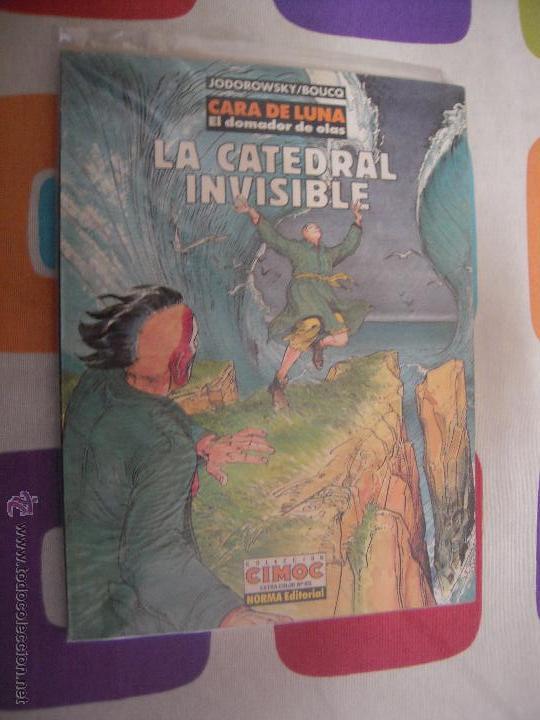 CIMOC EXTRA COLOR 103 LA CATEDRAL INVISIBLE (Tebeos y Comics - Norma - Cimoc)