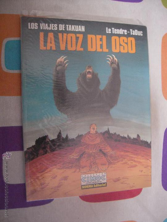 CIMOC EXTRA COLOR 1215 LA VOZ DEL OSO (Tebeos y Comics - Norma - Cimoc)