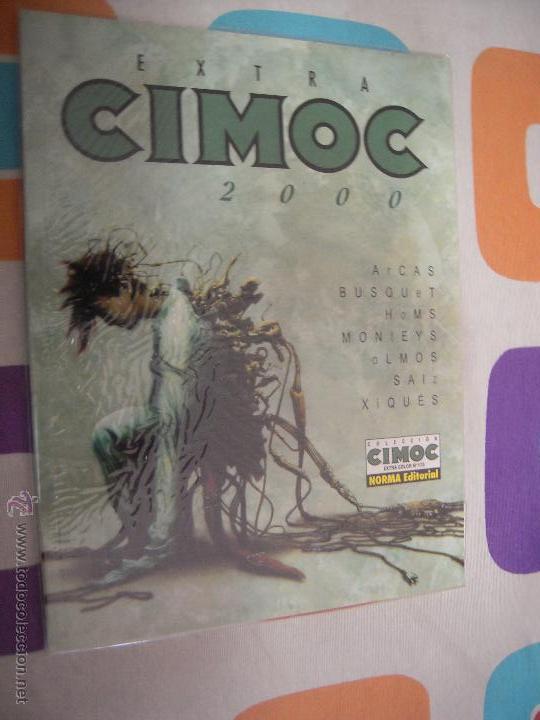CIMOC EXTRA COLOR 173 EXTRA CIMOC 2000 (Tebeos y Comics - Norma - Cimoc)