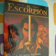 Cómics: CIMOC EXTRA COLOR 181 EL ESCORPION 1 LA MARCA DEL DIABLO. Lote 43181106