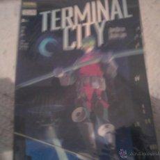 Cómics: TERMINAL CITY 1 AL 3 COMPLETA. Lote 43157250