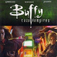 Cómics: BUFFY CAZAVAMPIROS VOLUMEN 3 LOBOS A LAS PUERTAS - CJ111. Lote 254338415