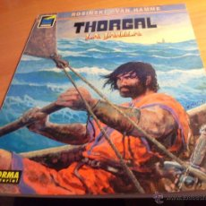 Cómics: THORGAL Nº 74 LA JAULA. ROSINSKI - VAN HAMME (ED. NORMA) (CLA5). Lote 43297386