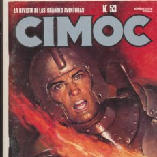 Cómics: CIMOC Nº 53.. Lote 43388796