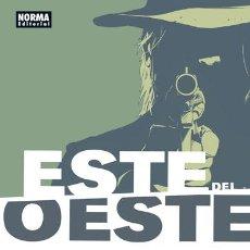 Cómics: CÓMICS. ESTE DEL OESTE 1 - JONATHAN HICKMAN/NICK DRAGOTTA/FRANK MARTIN. Lote 43449998
