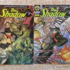 Comics : THE SHADOW (LA SOMBRA) ADAPTACIÓN DE LA PELÍCULA COMICS, NÚMEROS 1 Y 2 DE 2, NORMA EDITORIAL, 1995. Lote 43597524