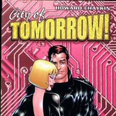 Comics - CITY OF TOMORROW POR HOWARD CHAYKIN. EL DIA DESPUES NUMERO 11 - 43599247