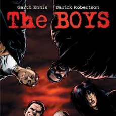 Cómics: CÓMICS. THE BOYS 01. LAS REGLAS DEL JUEGO - GARTH ENNIS/DARICK ROBERTSON. Lote 43620600