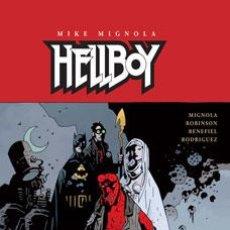 Comics - Cómics. HELLBOY 14: MÁSCARAS Y MONSTRUOS - Mike Mignola (Cartoné) - 43646937