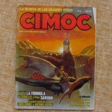 Cómics: CIMOC COMIC / REVISTA, NÚMERO 18, MES AGOSTO, AÑO 1982, NORMA EDITORIAL, 75 PÁGINAS, PARA ADULTOS. Lote 43801616