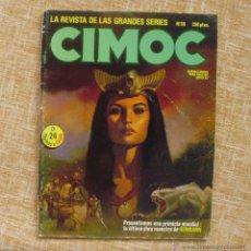 Cómics: CIMOC COMIC / REVISTA, NÚMERO 39, MES MAYO, AÑO 1984, NORMA EDITORIAL, PARA ADULTOS, VARIOS AUTORES. Lote 43809752
