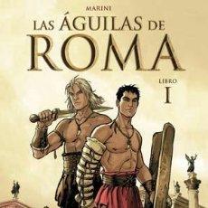 Cómics: CÓMICS. LAS ÁGUILAS DE ROMA 1 - ENRICO MARINI (CARTONÉ). Lote 176366794