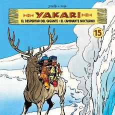 Cómics: CÓMICS. YAKARI 15 - JOB/DERIB (CARTONÉ). Lote 257323595