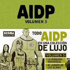 Cómics: CÓMICS. AIDP 3 INTEGRAL - MIKE MIGNOLA/JOHN ARCUDI/GUY DAVIS (CARTONÉ). Lote 44001740