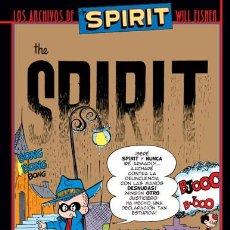 Comics : CÓMICS. LOS ARCHIVOS DE THE SPIRIT 21 - WILL EISNER (CARTONÉ CON SOBRECUBIERTA). Lote 44001847