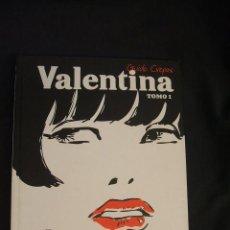 Cómics: VALENTINA - TOMO 1 - GUIDO CREPAX - NORMA - . Lote 44168957