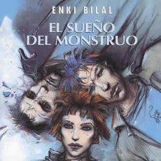 Cómics: CÓMICS. EL SUEÑO DEL MONSTRUO - ENKI BILAL (CARTONÉ). Lote 262074245
