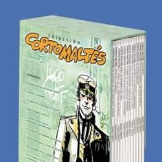 Cómics: CÓMICS. COFRE CORTO MALTÉS 2 - HUGO PRATT. Lote 94440438