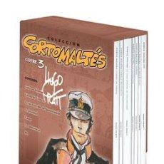 Cómics: CÓMICS. COFRE CORTO MALTÉS 3 - HUGO PRATT. Lote 147642226