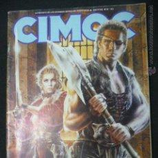 Cómics: CIMOC Nº 116. NORMA EDITORIAL. Lote 44344382