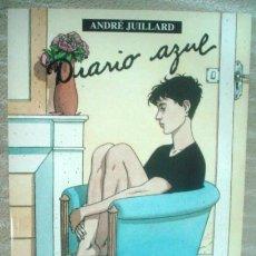 Cómics: ANDRÉ JUILLARD: DIARIO AZUL. Lote 44359120