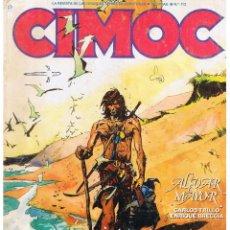 Cómics: CIMOC. Nº 112. NORMA EDITORIAL 1990.(B/A49). Lote 44367683