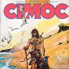 Cómics: CIMOC Nº 112 - EDITA : NORMA. Lote 44560325