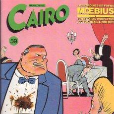Fumetti: CAIRO Nº 59 - EDITA : NORMA. Lote 44644996