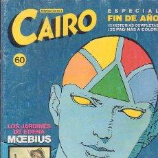 Fumetti: CAIRO Nº 60 - EDITA : NORMA. Lote 219866748