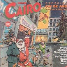 Cómics: CAIRO Nº 66 - EDITA : NORMA . Lote 44645156